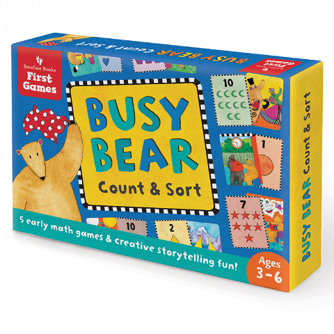 BUSY BEAR COUNT & SORT