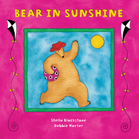 BEAR IN SUNSHINE BOARD BOOK