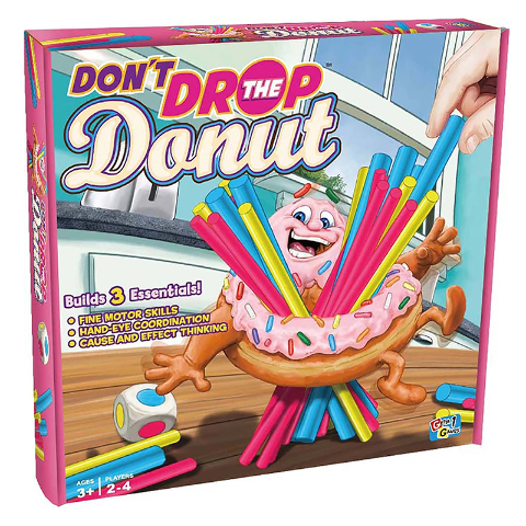 DONT DROP THE DONUT