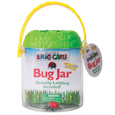 THE WORLD OF ERIC CARLE BUG JAR