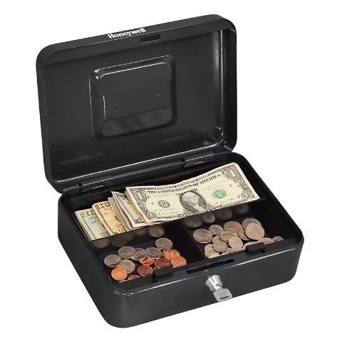 HONEYWELL STEEL CASH BOX SMALL