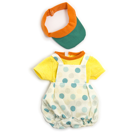 DOLL CLOTHES BOY SUMMER OUTFIT