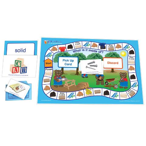 LEARNING CENTER GAME XPLORING MATTR