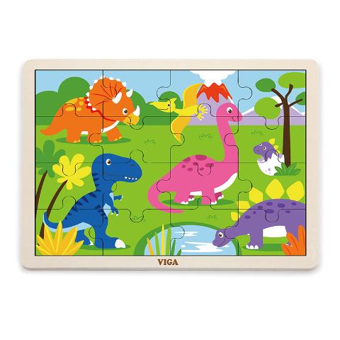 DINOSAUR CLASSIC PUZZLE
