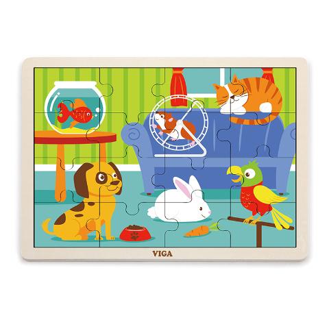 PETS CLASSIC PUZZLE
