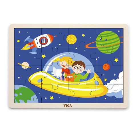 SPACE CLASSIC PUZZLE