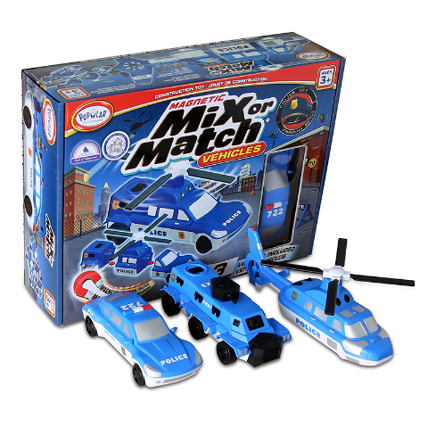 MAGNETIC VEHICLES POLICE