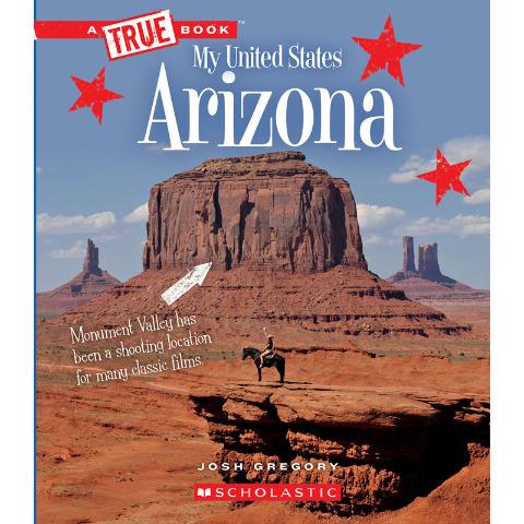 MY UNITED STATES BOOK ARIZONA