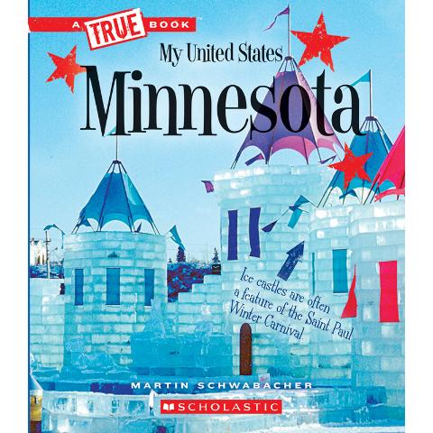 MY UNITED STATES BOOK MINNESOTA