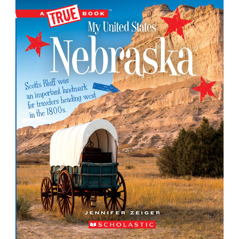 MY UNITED STATES BOOK NEBRASKA
