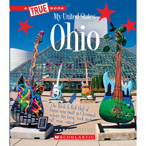 MY UNITED STATES BOOK OHIO