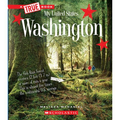MY UNITED STATES BOOK WASHINGTON