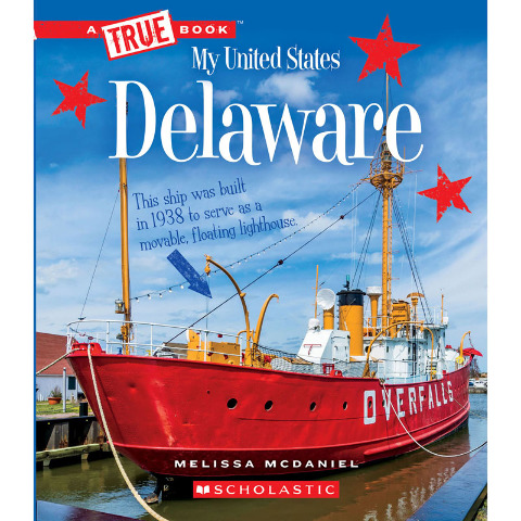 MY UNITED STATES BOOK DELAWARE