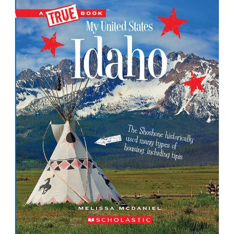 MY UNITED STATES BOOK IDAHO