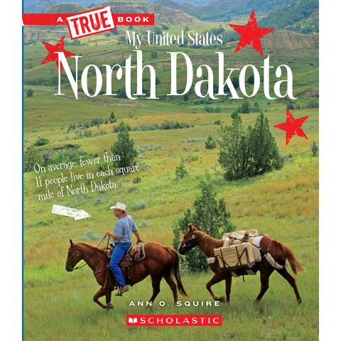 MY UNITED STATES BOOK NORTH DAKOTA