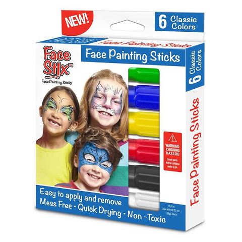 FACE STIX FACE PAINTING STICKS