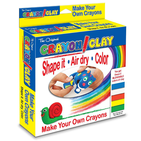CRAYON CLAY 250 GRAMS
