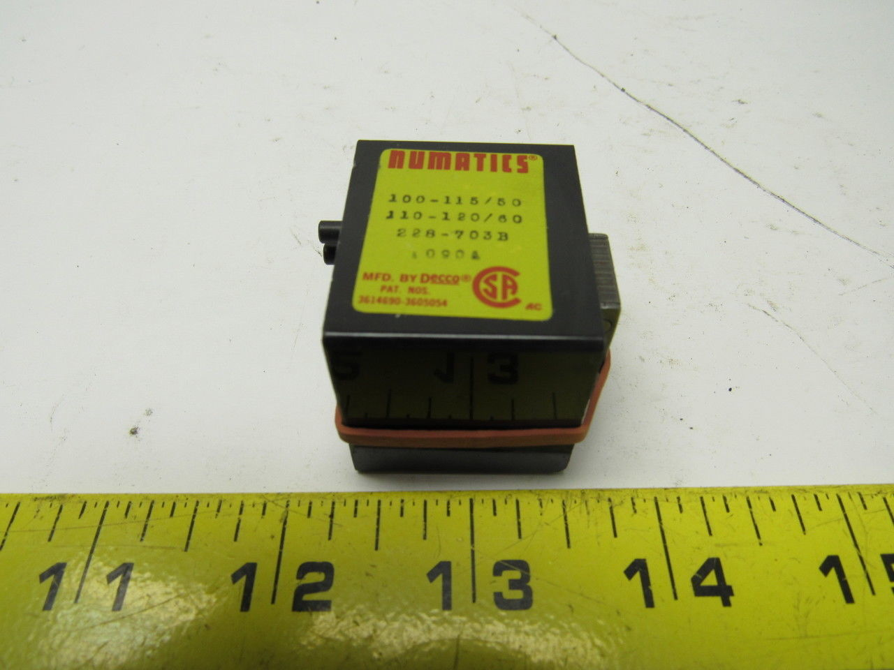 Numatics - 228-703B 110-120V Electric Solenoid