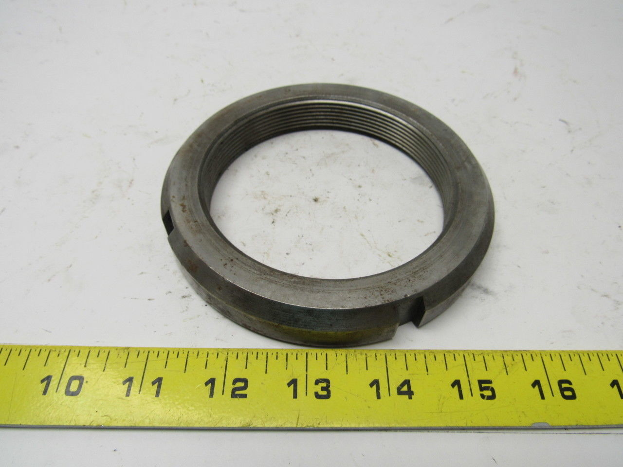 Whittet Higgins AN-20 - Bearing retaining lock nut 5.188 O.D.  4.813 Face DIA.
