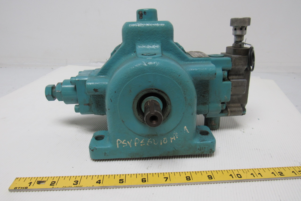 Racine PSV PSSO 10HRM 52 Silent Vane Pump 7.5 GPM 2000 PSI Screw Volume Control