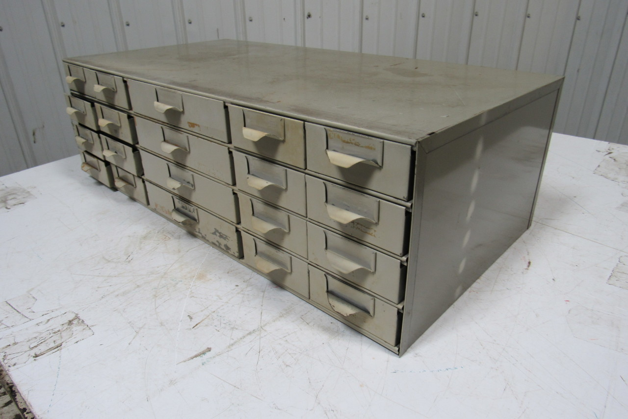 small parts cabinet lyon 20 drawer metal industrial small parts bin cabinet 34 26395