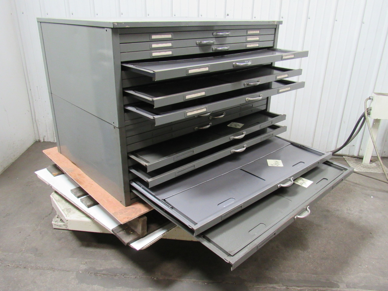 Flat File Cabinet Plans Diy Woodworking