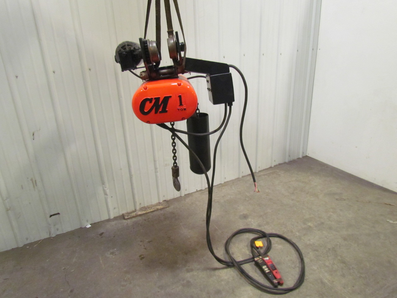 CM Electric Hoists