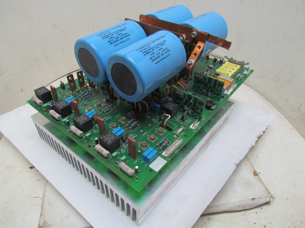 Capacitor Circuit Board Capacitorcircuit