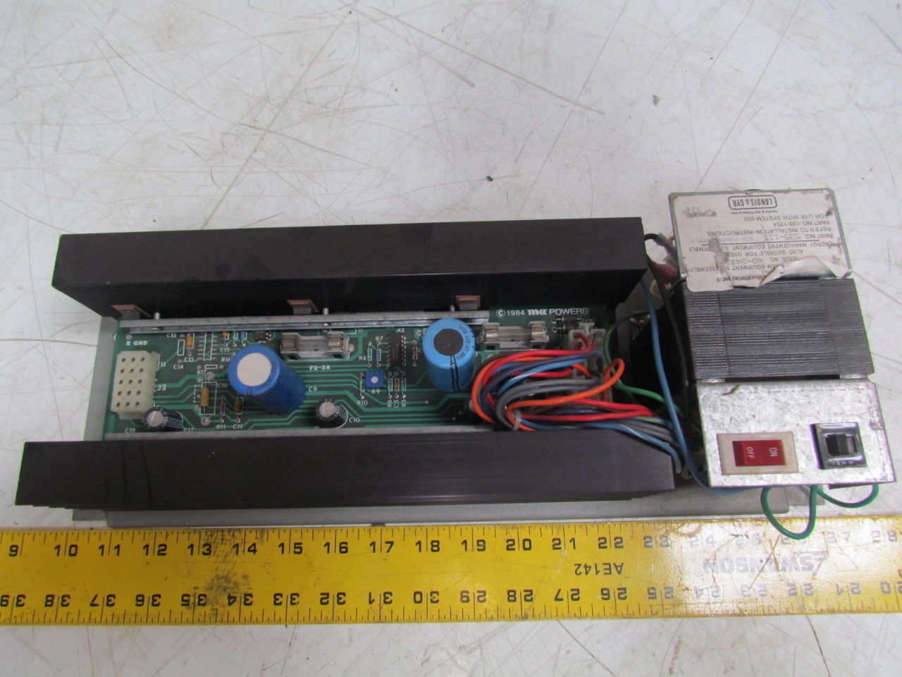 Siemens 535-111 SCU Power Supply Stand Alone Control unit