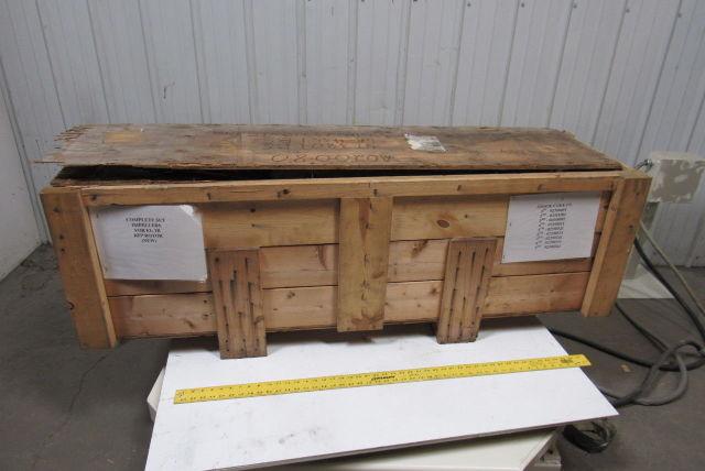 Ingersoll-Dresser Complete Set Impellers (9) EL-1B Boiler Feed Pump