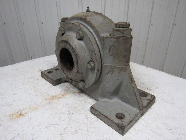 Large Cast Iron Split Pillow Block Bearing Housing D 233 Cor