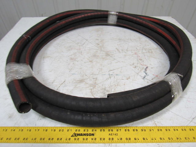 """TRANSPORTER TANK TRUCK HOSE ID 2/"""" P//N 17811020002 PSI 150 25FT With Fittings"""