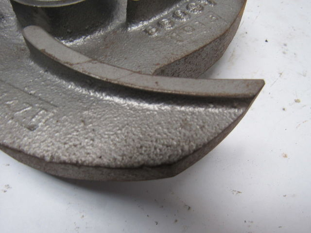 Details about Goulds Pumps 56091 Replacement 5-Vane Impeller 7-1/2