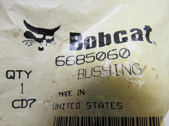Bobcat 6685060 Skid Steer Torsion Bushing Replacement