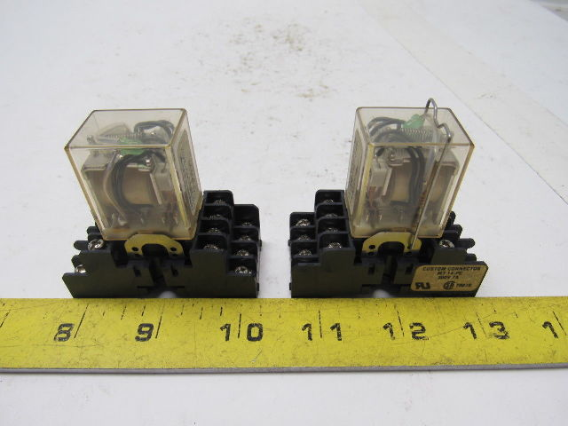 1315ND-4C-24D Guardian Electric Special Relay 1315ND4C24D 1315ND 4C 24D
