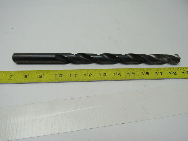 "HSS 1//4 x 12/"" OAL Extra Length Drill"