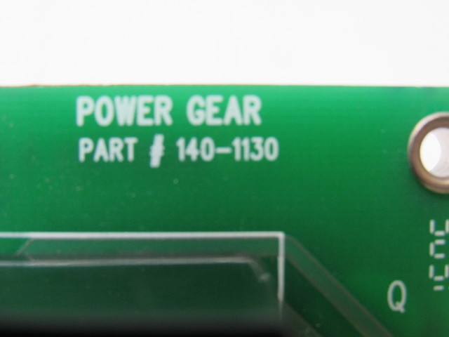 Power Gear 140-1130 / 14-1130 Slide Out Relay Control Board RV Fleetwood NEW