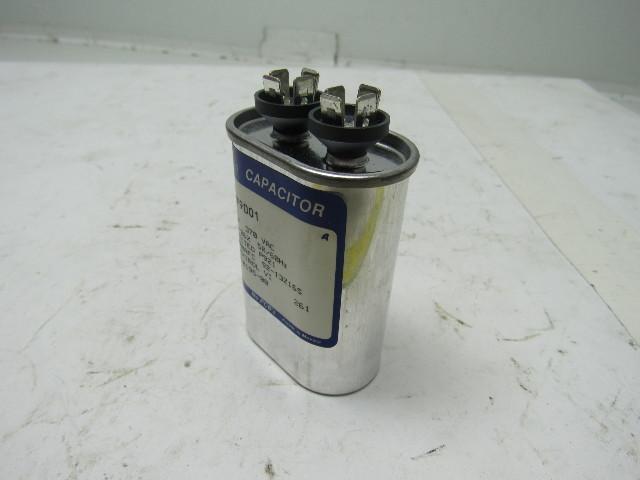 GE Trane CPT0120 7 5 uF 370 VAC ±- 06% 50/60Hz  Capacitor Dielektrol VI