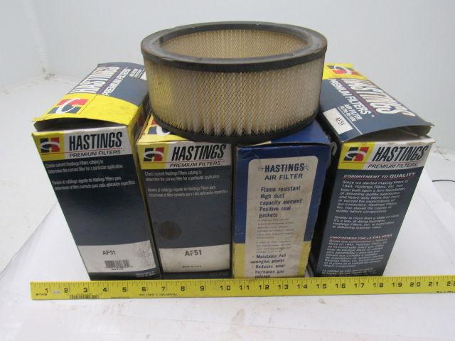 Air Filter Hastings AF51