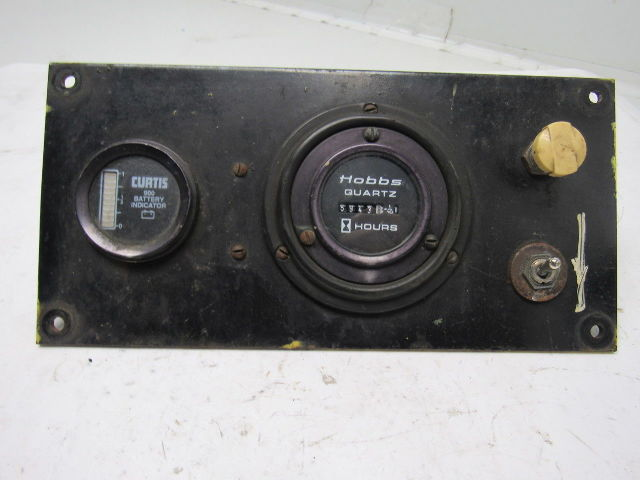 Curtis Hobbs 900r Electric Forklift Battery Indicator