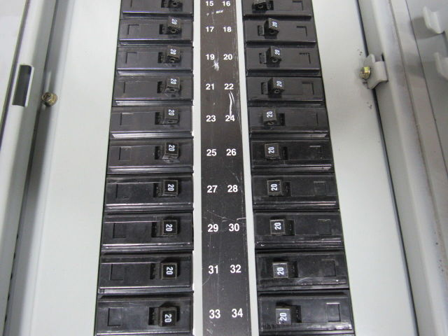 A And R Motors >> Eaton Cutler-Hammer PRL1a Power-r-line Panel Board W/(42 ...