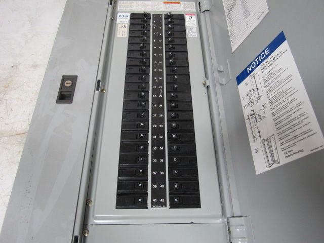 Eaton Cutler Hammer Prl1a Power R Line Panel Board 100a