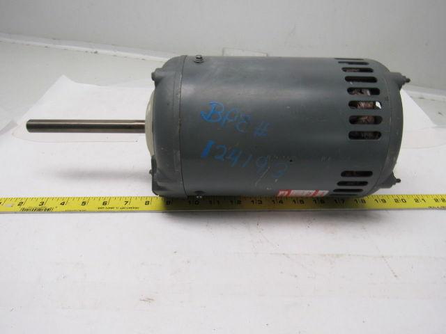 Clausing 36M60-110 1.5Hp 1140RPM 3Ph 208-230//460V AC Motor