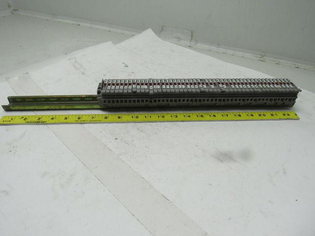 Superb Entretec M4 8S Terminal Fuse Block W Blown Fuse Indicator Lot Of 48 Wiring Digital Resources Lavecompassionincorg