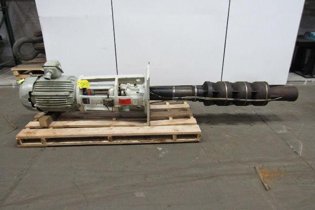 PROCESS SYSTEMS 3-12W-400 25 HP THRUSTHEAD Vertical Turbine Pump 450GPM 180'TDH