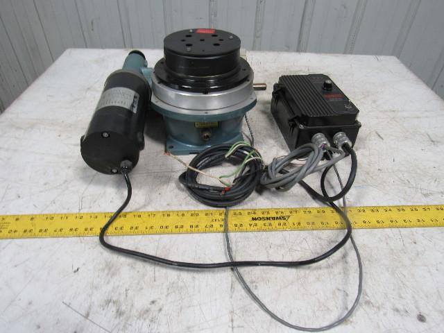 Camco 601rdm8h24 270 360 Rotary Index W 92a61633010000 Vari Pak Dc Speed Control Bullseye Industrial Sales