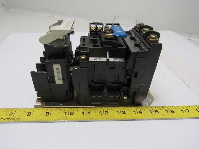 Allen    Bradley       509      BOD   A2C Ser B Size 1 3 Ph Motor Starter