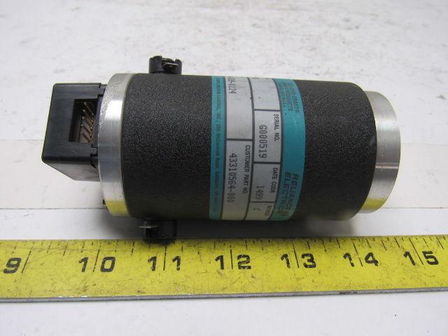 Electro-Craft 240-039-0124 E240 REV C Permanent Magnet DC Servo Motor 1/4