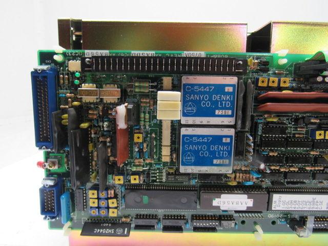 Sanyo Denki 60bb075fxwoa Bl Super Servo Amplifier For Hg