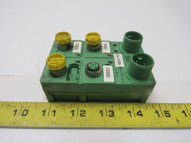 NEW Phoenix IB L2 BOX 24 DI 4//4 M12-D InterBus 27 32 76 1 USED 2732761
